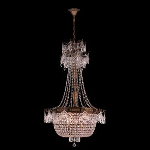 Astoria Grand Reimer 10-Light Empire Chandelier