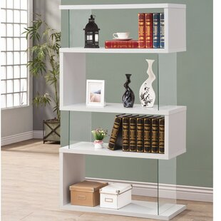 Mcardle Fantastic Wooden Standard Bookcase by Ivy Bronx