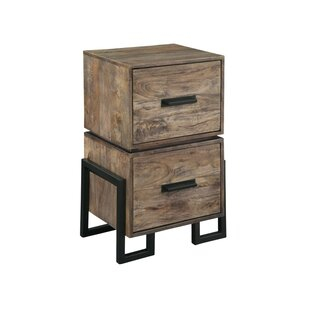 2-Drawer Vertical Filing Cabinet