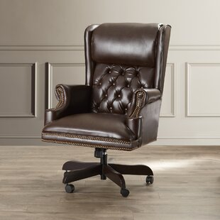 Brassie Executive Chair by Darby Home Co