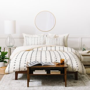 East Urban Home Holli Zollinger Polyester Duvet Set
