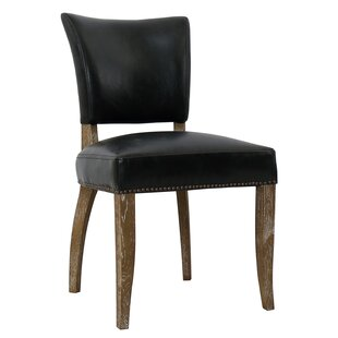 Laverock Upholstered Dining Chair (Set of 2) Gracie Oaks