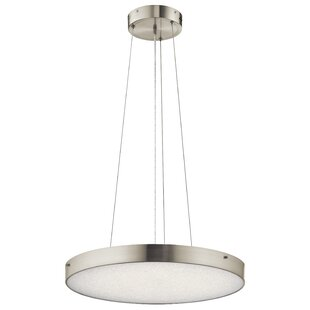 Orren Ellis Boozer 1-Light Pendant