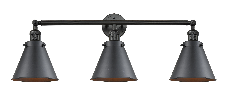 Conan Bathroom Fixture 10-Light Dimmable Vanity Light