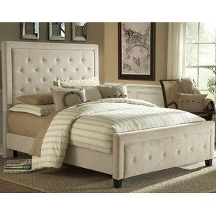 Bettyann California King Upholstered Panel Bed