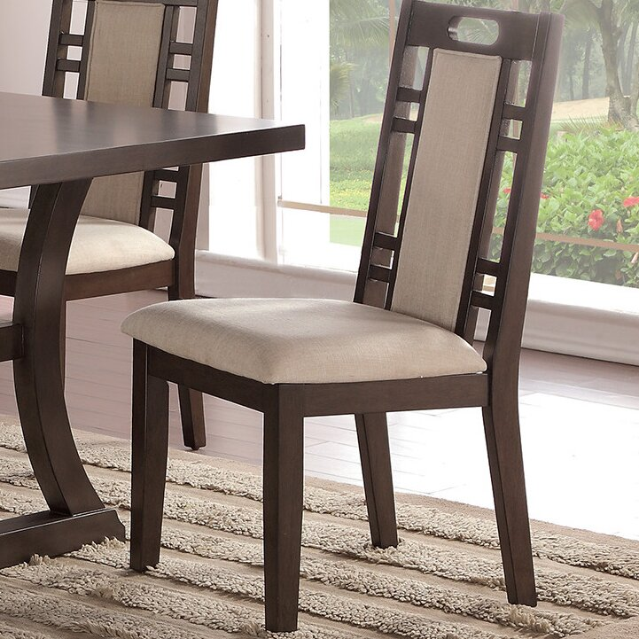 Winston Porter Charmes Upholstered Dining Chair