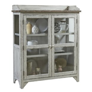 Fredericksburg Console Curio Cabinet