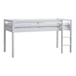 Bowley European Single (90 X 200cm) Mid Sleeper Bed By Isabelle & Max