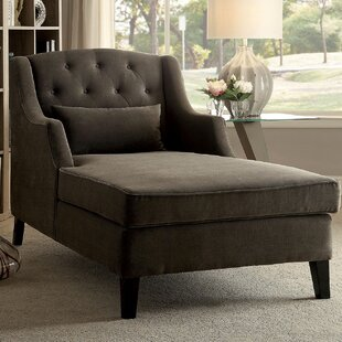 Darby Home Co Amandine Chaise Lounge