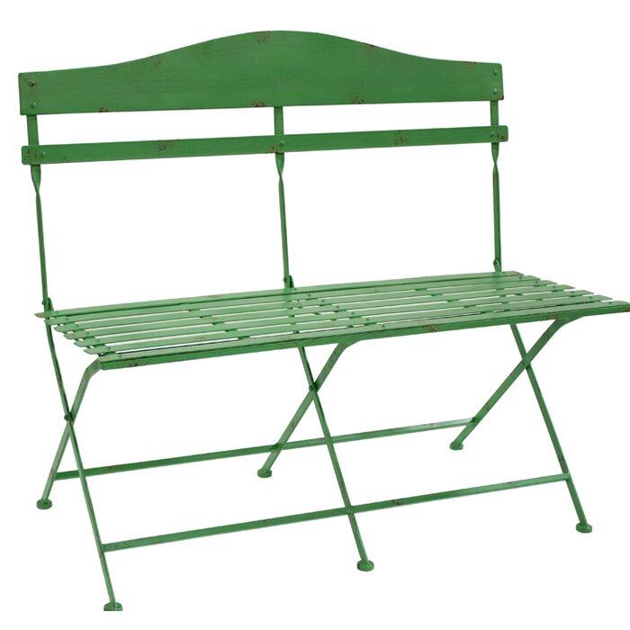 Phenomenal Trull Slotted Bench Metal Garden Bench Theyellowbook Wood Chair Design Ideas Theyellowbookinfo