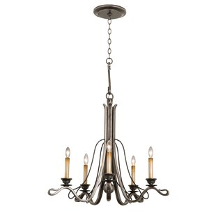 Keller 5-Light Chandelier by Kalco