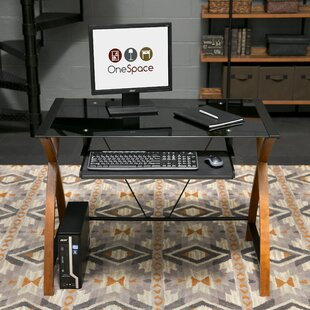 Best Choices Buff Computer desk By Latitude Run