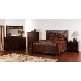 Fresno Panel Configurable Bedroom Set by Loon Peak