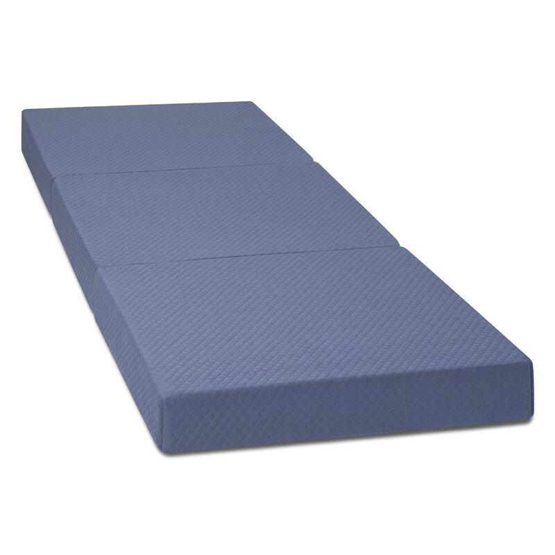 Tri Folding Foam Mattress