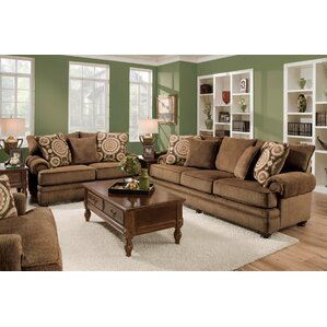 Superb Westerville Configurable Living Room Set