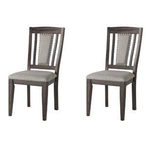 Suzann Wooden Side Chair (Set of 2) by Laurel Foundry Modern Farmhouse
