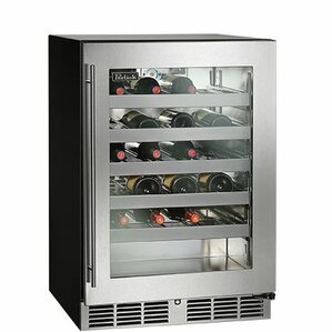 32 Bottle Freestanding Wine Cooler by Per..