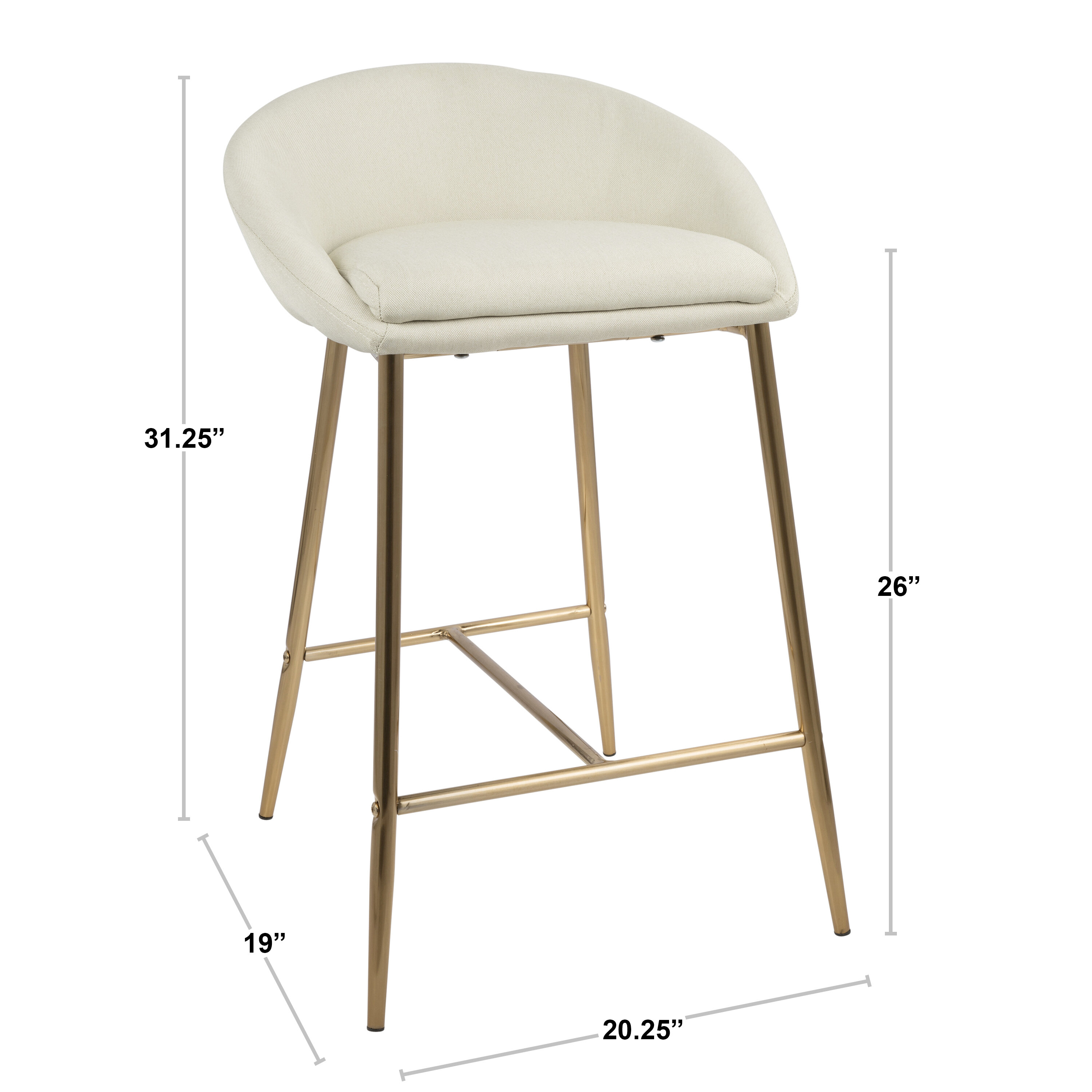Superb Lewallen 25 75 Bar Stool Gmtry Best Dining Table And Chair Ideas Images Gmtryco