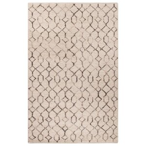 Luxor Ivory/Gray Area Rug