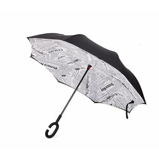 Eptakomi 3' Inverted Umbrella (Set Of 2) By Ebern Designs