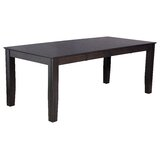 Avangeline Solid Wood Dining Table by Gracie Oaks