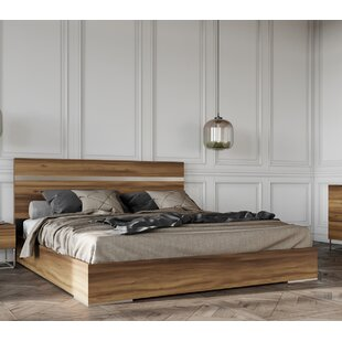 Kingon Platform Bed