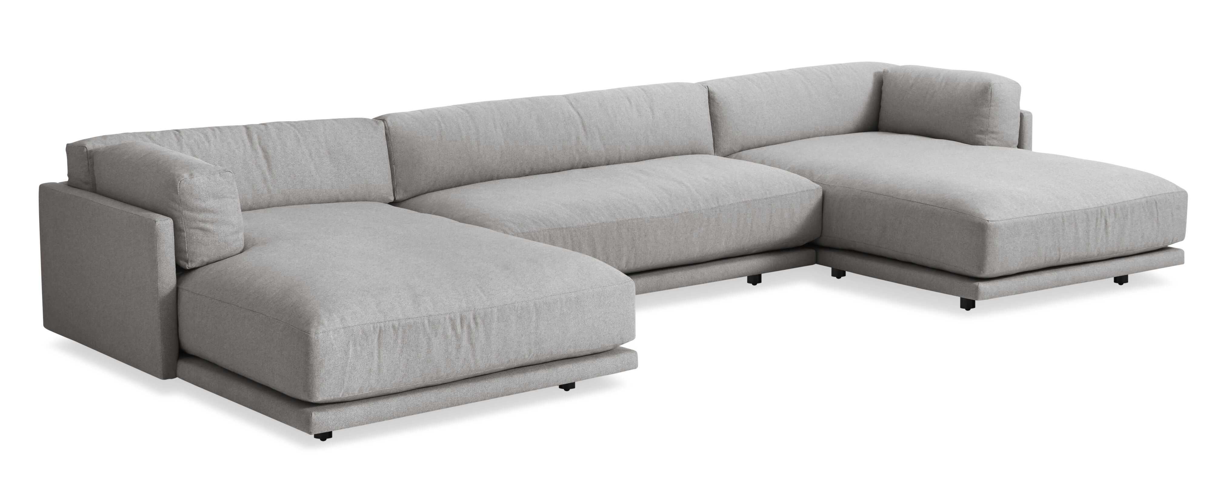 Blu Dot Sunday U-Shaped Sectional Sofa | Wayfair