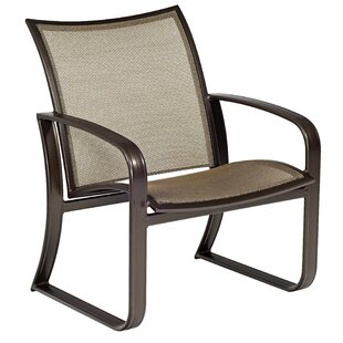 Woodard Cayman Isle Flex Patio Chair with..
