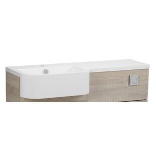 Theo 100cm Single Vanity Top By Ebern Designs