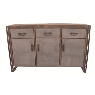 Marguerite 3 Drawer Sideboard by 17 Stories