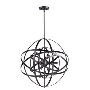 Brayden Studio Hambrick 6-Light Pendant