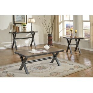 17 Stories Sunday 2 Piece Coffee Table Set