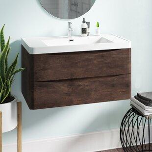 Vanity Units   Bathroom Units U0026 Sink Cabinets   Wayfair.co.uk
