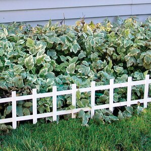 13.3 in. x 33 in. Cape Cod Fence (Set of ..