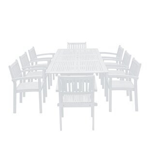Darby Home Co Mahler 9 Piece D..
