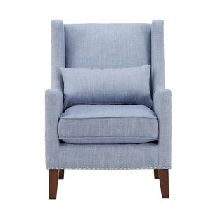 Oneill Wingback Chair by A..