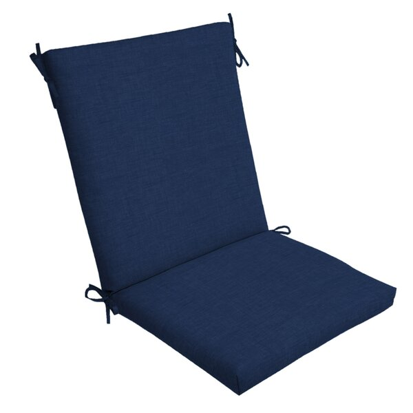 Cushion Office Chair Garden Indoor Dining Seat Pad Tie On Square Foam Patio
