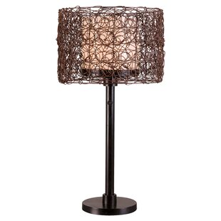 Best Reviews Michalik 28 Table Lamp By World Menagerie