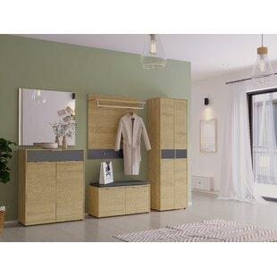 Estrada 20 Pair Shoe Storage Cabinet By Ebern Designs
