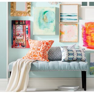 Farmhouse & Rustic Bedroom Benches | Birch Lane