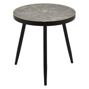 Bronagh Wood Decorative End Table by Bray..