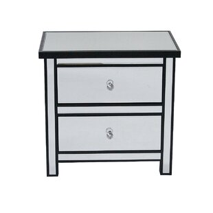Chessani 2 Drawer Accent Chest by House of Hampton