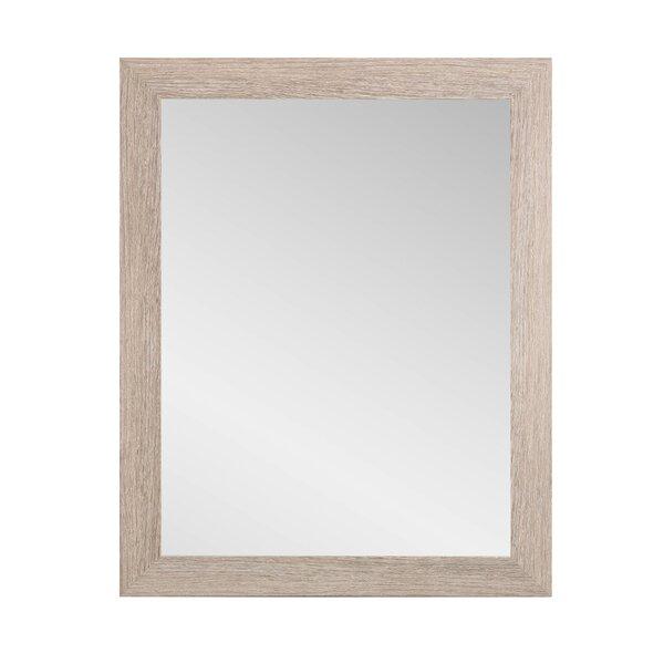 Distressed Wood Vanity Mirror Wayfair