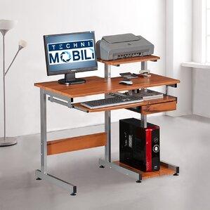beau compact computer desk