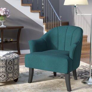 Shop For Gladstone Barrel Chair ByRed Barrel Studio