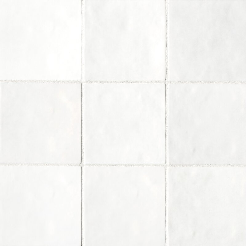 "Cloe 5"" x 5"" Ceramic Field Tile"