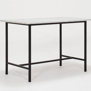 Kendall Custom Solid Wood Bar Table