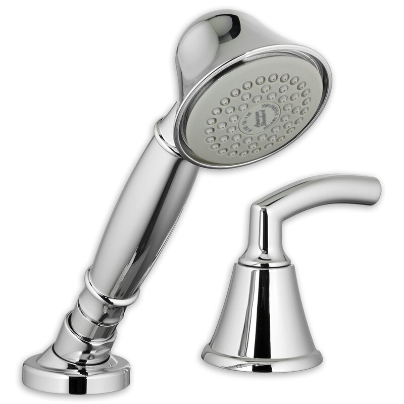 American Standard Tropic Diverter Shower Faucet Trim Kit & Reviews ...