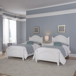 Sitz Panel 3 Piece Wood Bedroom Set by Harriet Bee