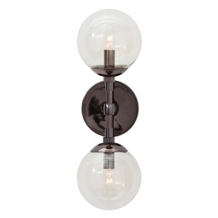 Shop for Polaris 2-Light Armed Sconce By ARTERIORS